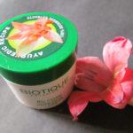 Biotique Bio costus Foot Massage Cream Review
