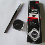 MAYBELLINE EYE STUDIO LASTING DRAMA GEL EYE LINER  REVIEW