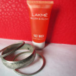 Lakme Blush and Glow Peach Face Wash Review