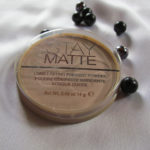 Rimmel London Stay Matte Pressed Powder Review