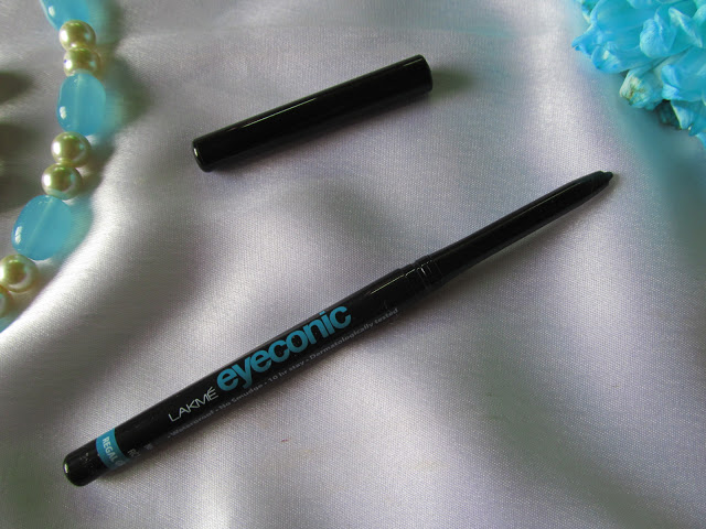 Lakme-Eyeconic-Kajal-Regal-Green-review