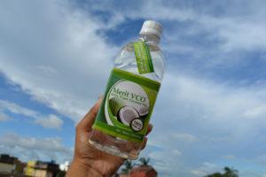 Merit VCO Extra Virgin Coconut Oil Review