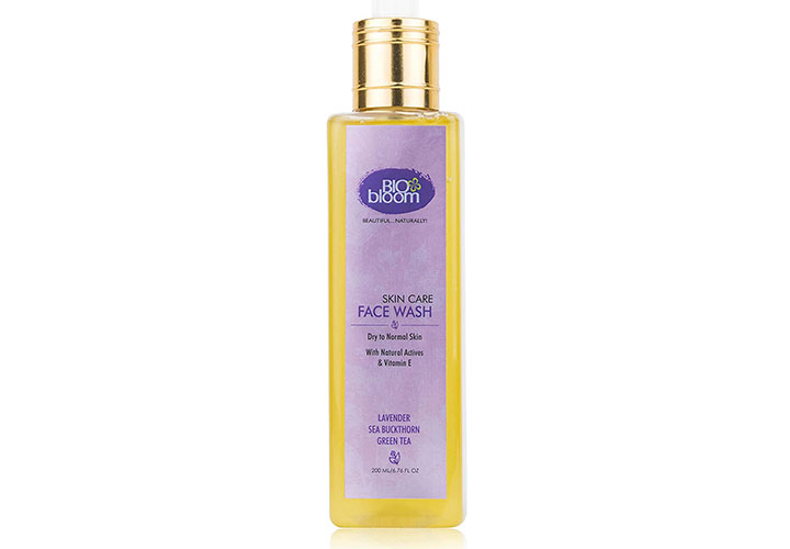 Biobloom Green Tea Face Wash Best Sulphate Free Face Wah in India