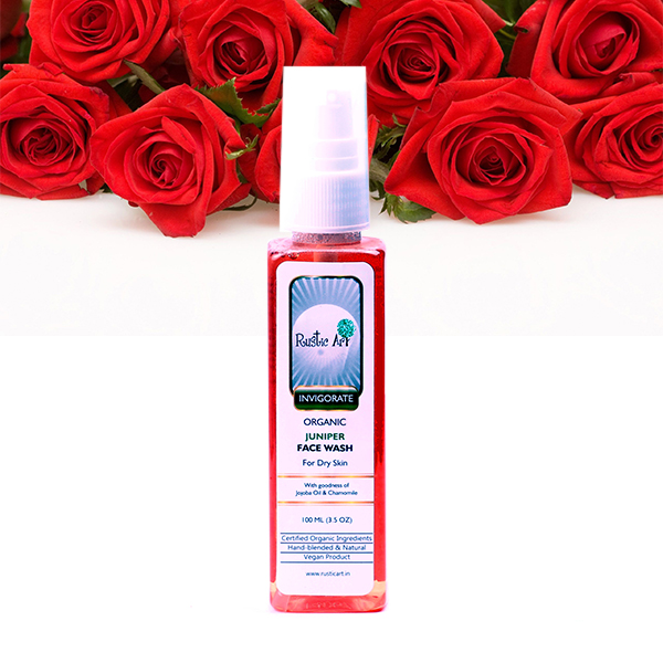 Best Chemical Free Face Wash in India Rustic Art