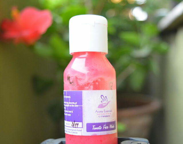 Best Chemical Free Face Wash in India Aroma Essentials