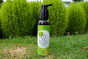 Juicy Chemistry Baobab, Rosemary, and Tea Tree Shampoo Review