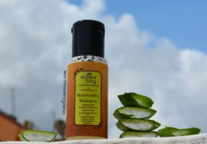 Ancient Living Rejuvenative Shampoo Review