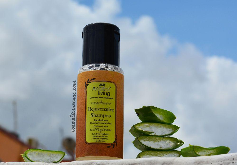Ancient Living Rejuvenative Shampoo Review