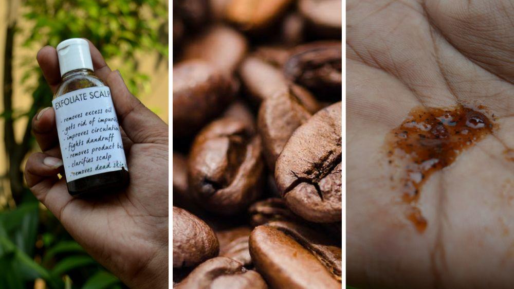 Aroma Essentials Scalp Scrub
