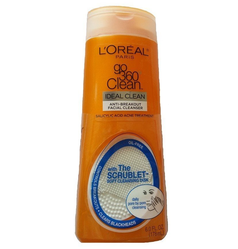 Best Face Wash for Oily Skin in India Loreal