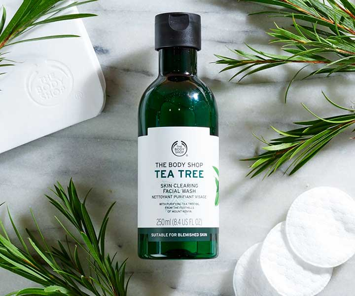 Best Face Wash for Oily Skin in India The Body Shop