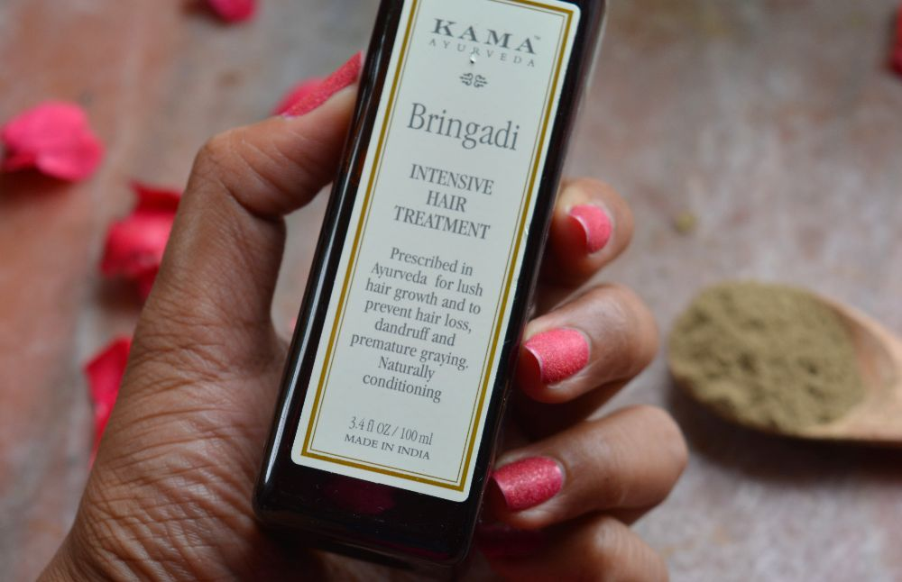 Kama Ayurveda Bhringraj Oil Review