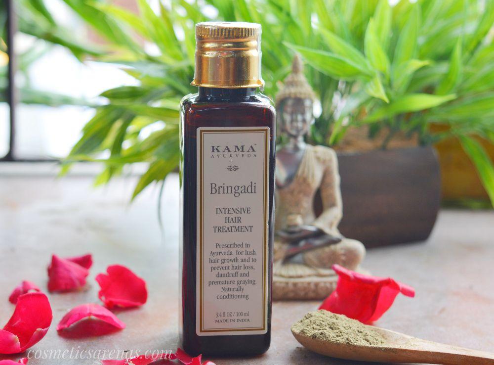 Kama Ayurveda Bringadi Intensive Hair Treatment Oil Review