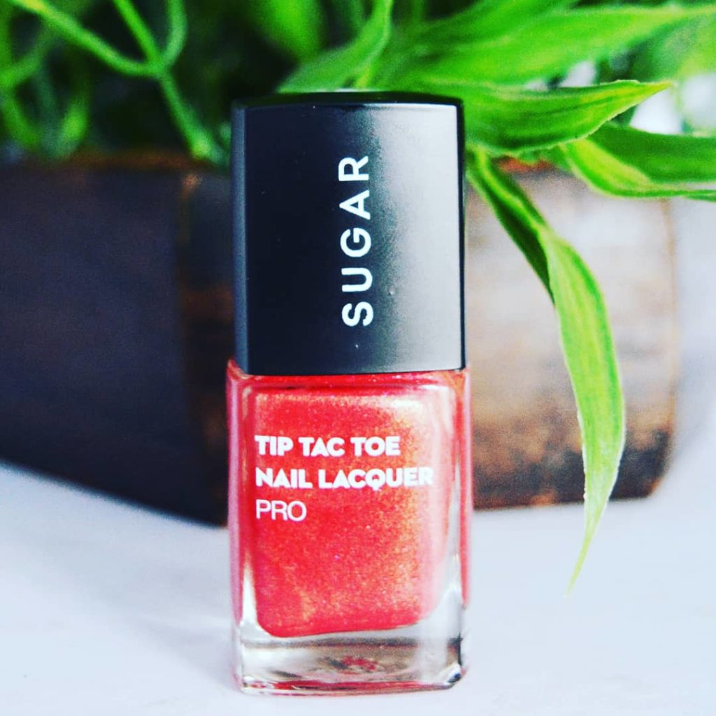 SUGAR Red Nail Polish Review
