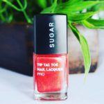 SUGAR Tip Tac Toe Nail Lacquer Pro Cherry Christmas Review