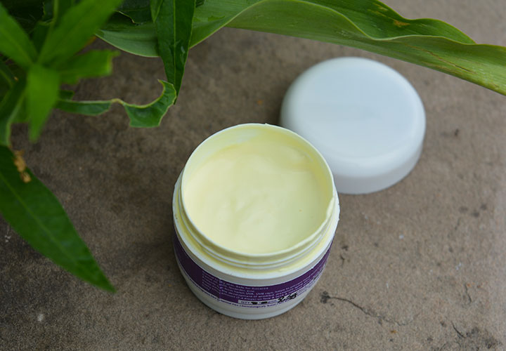 Aroma Essentials Carrot Sun Block Texture