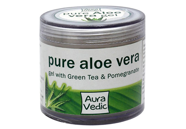 Best Aloe Vera Gels in India Auravedic