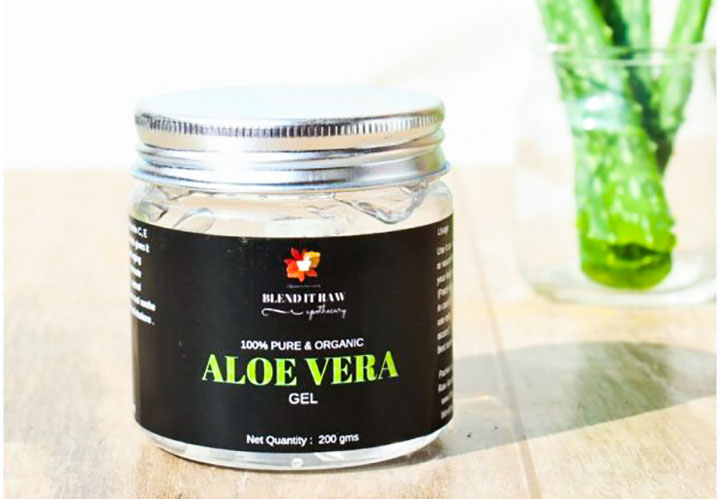 Best Aloe Vera Gels in India Blend It Raw Apothecary