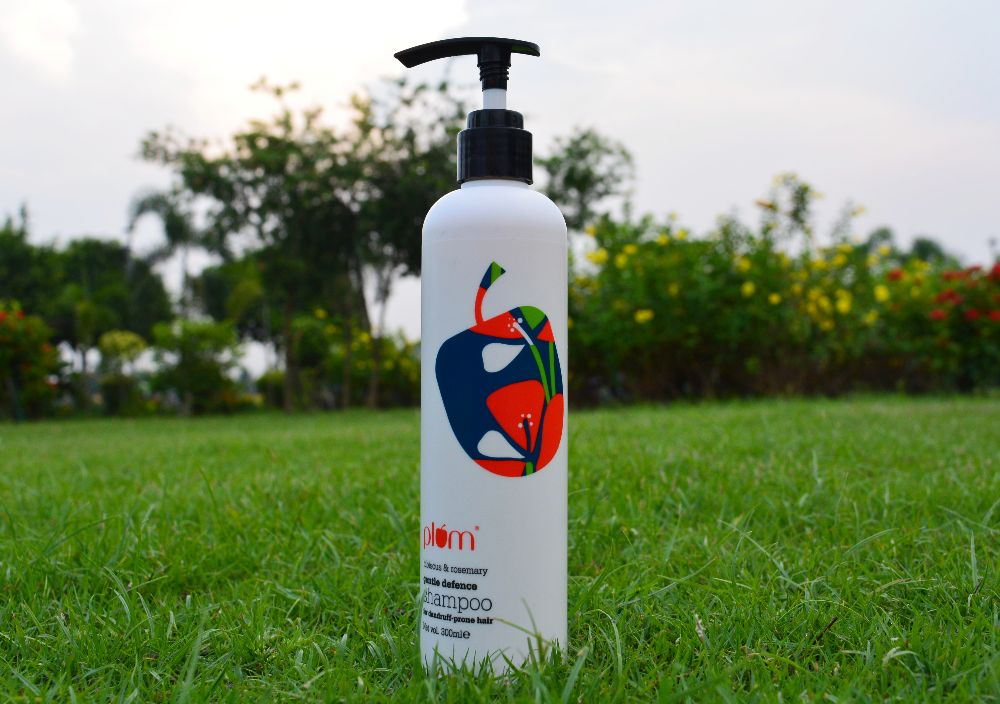 Plum Hibiscus and Rosemary Gentle Defence Shampoo