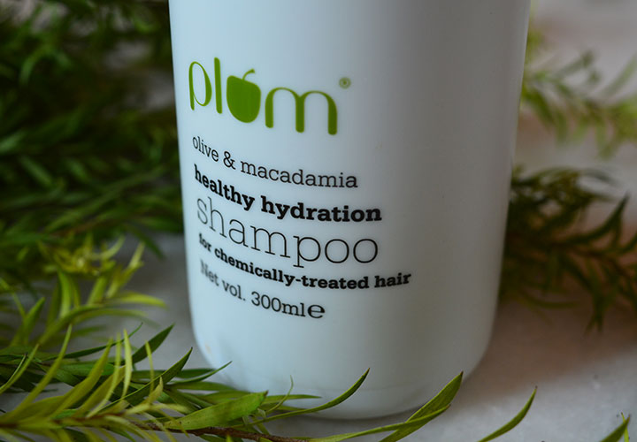 Plum Olive and Macadamia Hydration Shampoo