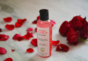 Greenberry Organics Rose and Jojoba Oil Face Wash Review