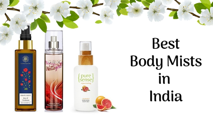 Best Body Mists in India