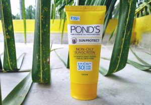 Pond's Sun Protect Non Oily Sunscreen SPF 30 Review
