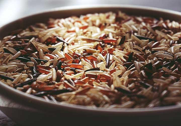 rice is the key in k-beauty