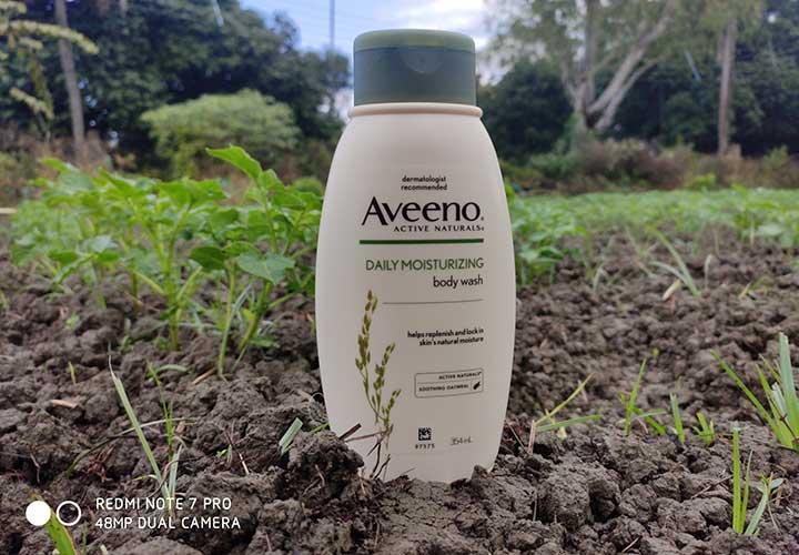 Aveeno Daily Moisturizing Body Wash Review