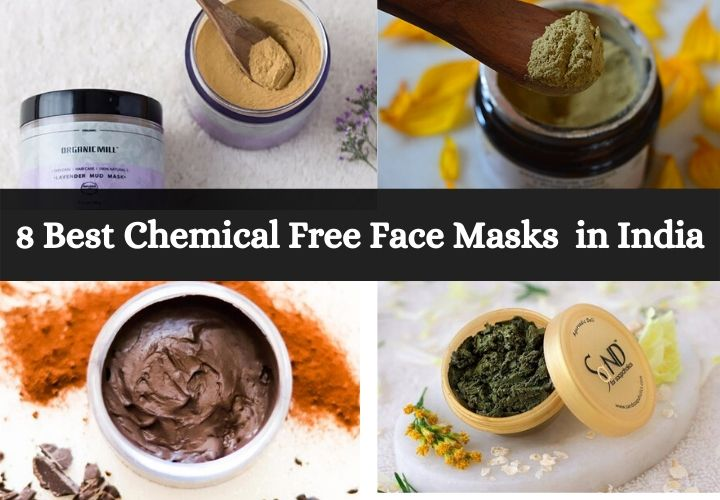 Best Chemical Free Face Masks in India