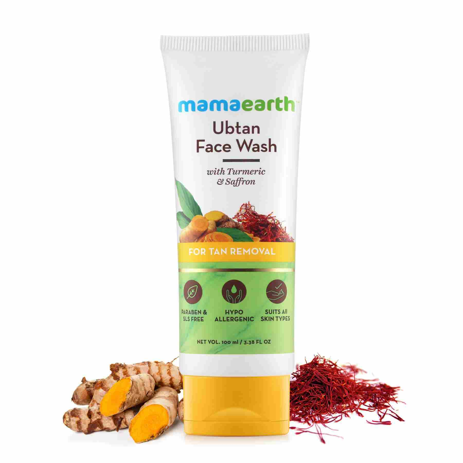 Best Face Wash in India Within INR 250 Mamaearth