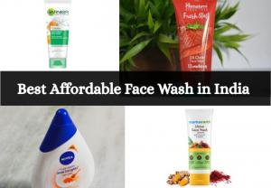 Best Face Wash in India within INR 250