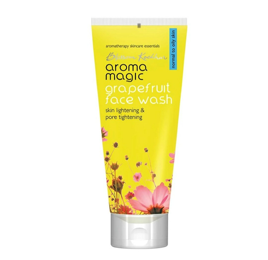 Best Face Wash within INR 250 Aroma Magic Grapefruit