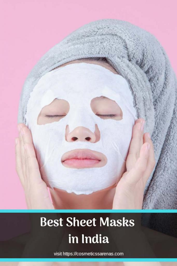 Best Sheet Masks in India