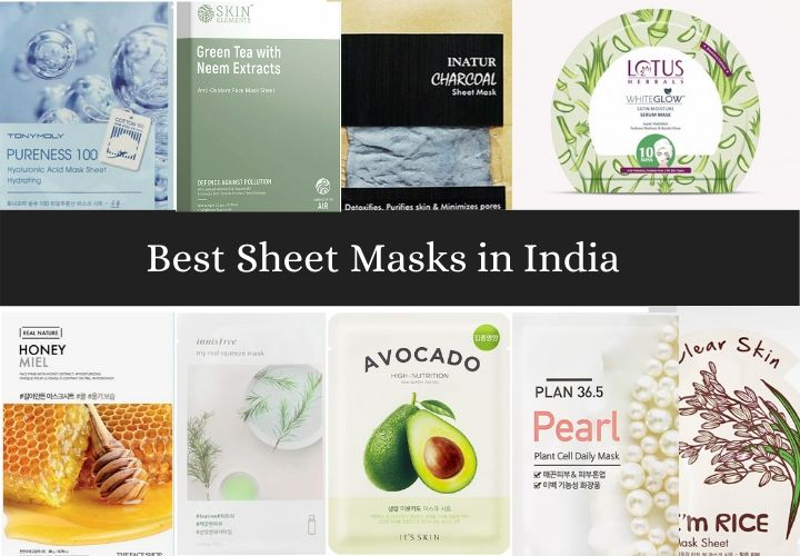 Best Sheet Masks in India to Try this Year