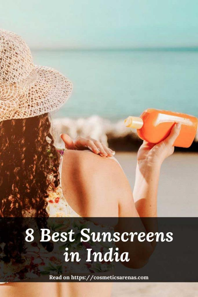 Best Sunscreens in India