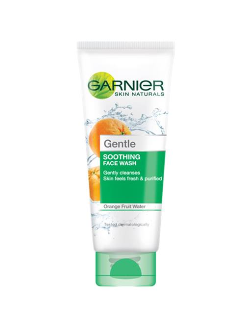 Garnier Soothing Face Wash Affordable Face Wash in India