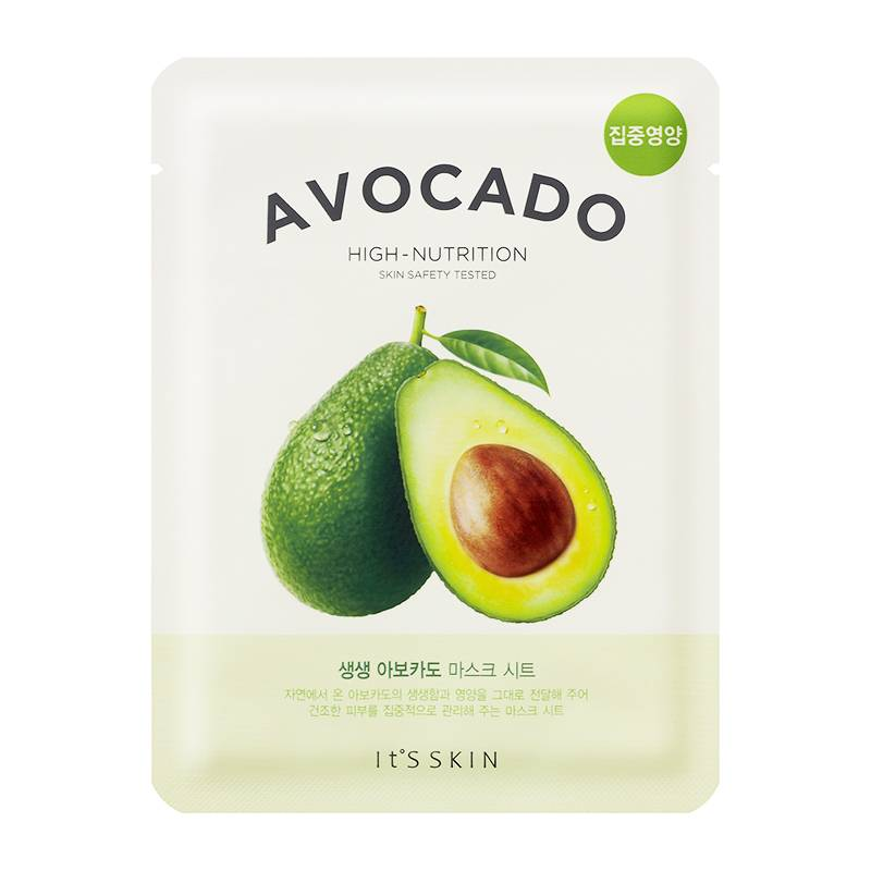 It's Skin Mask Sheet Avocado Best Sheet Masks in India