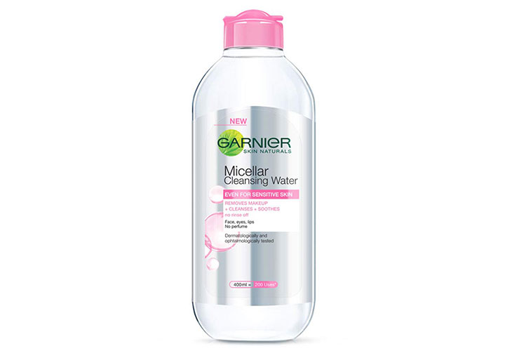 garnier micellar water best affordable micellar waters in india