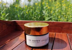 Dr. Sheth's Haldi and Hyaluronic Acid Sleeping Mask