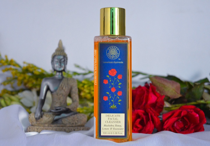 Forest Essentials Mashobra Face Wash Best Face Wash for Dry Skin in India