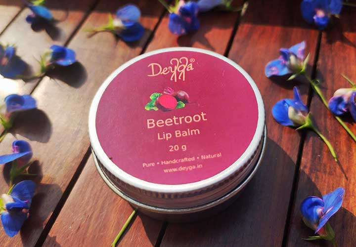 Deyga Beetroot Lip Balm Review