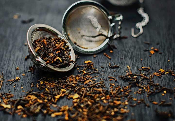get rid of rashes using green tea
