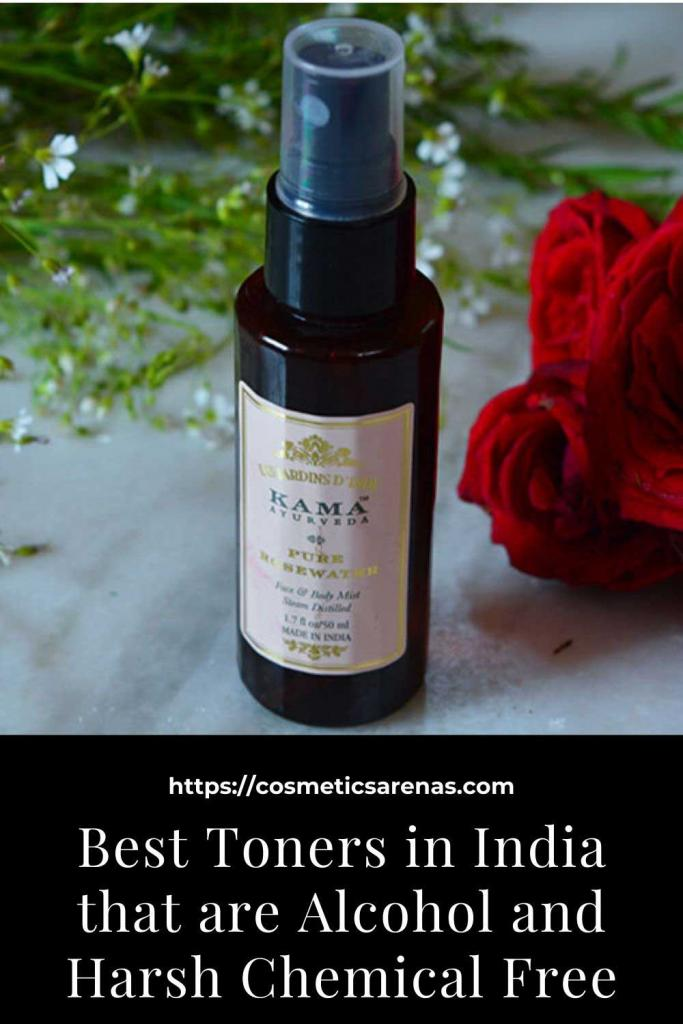 Best Toners in India that are Affordable, Harsh Chemical Free, and Alcohol Free