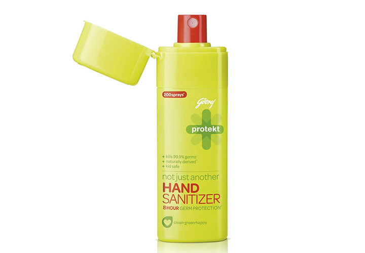 Godrej Protekt Not Just Another Hand Sanitizer Best Hand Sanitizers with Alcohol in India