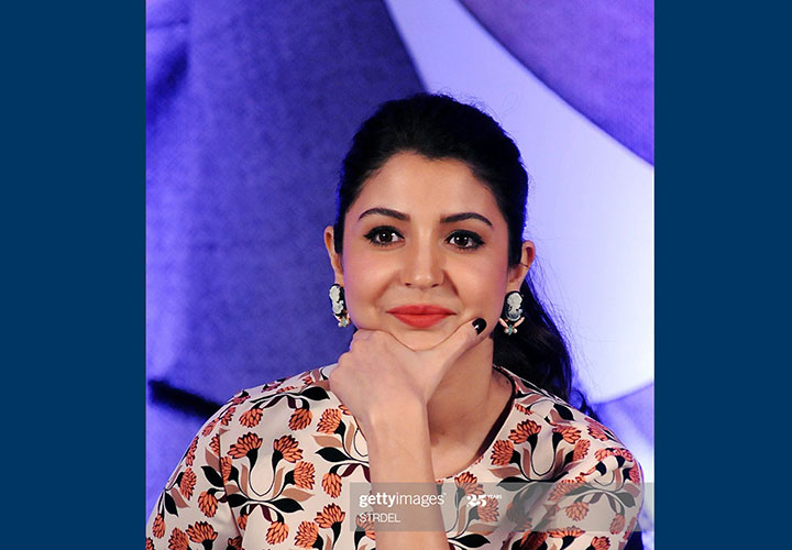 Anushka Sharma Beauty in India Share Skincare Routine