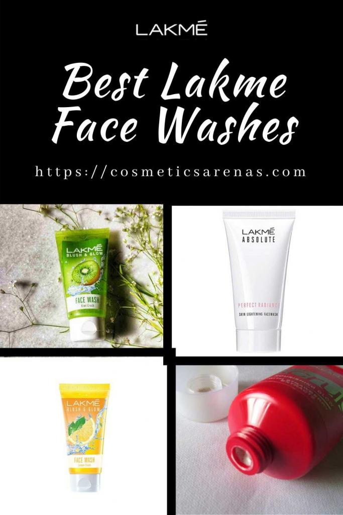Best Lakme Face Washes You Must Try