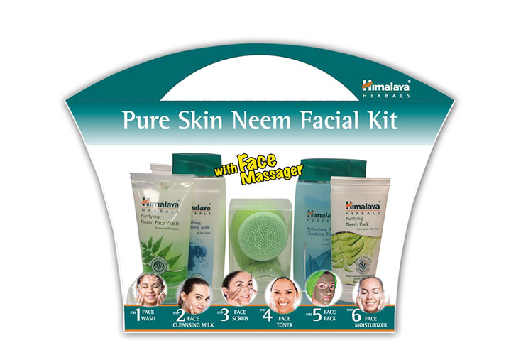 Himalaya Neem Facial Kit Best Facial Kits in India
