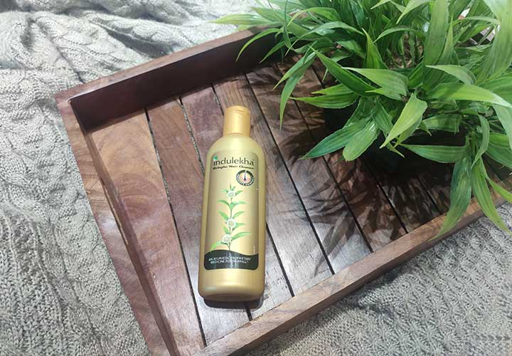 Indulekha Bringha Shampoo Review