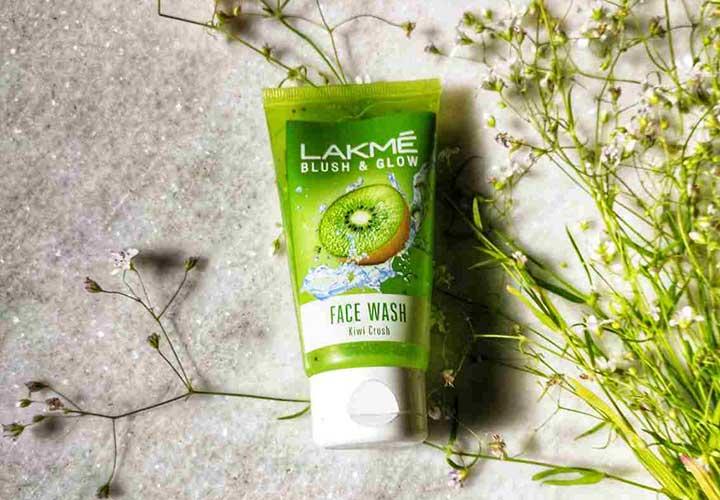 Lakme Kiwi Gel Face Wash Best Lakme Face Wash